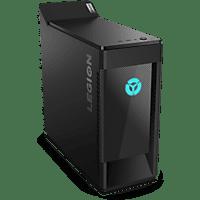 LENOVO Gaming PC Legion T5 28IMB05, i5-10400, 16GB RAM, 1TB SSD, RTX 3070, Schwarz (90NC00KUGE)