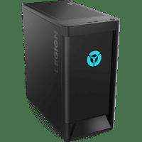 LENOVO Gaming PC Legion T5 26AMR5, R5-3600, 16GB RAM, 512GB SSD, RTX 2060, Schwarz (90RC0014GE)