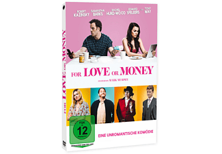 For Love Or Money DVD