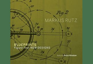 Markus Rutz - Blueprints - Figure Two: New Designs  - (CD)