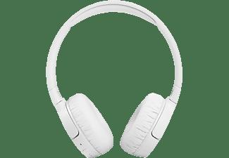 JBL Tune 660 NC, Over-ear Kopfhörer Bluetooth Weiß