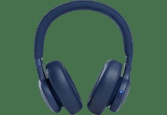 JBL Live 660NC, Over-ear Kopfhörer Bluetooth Blau