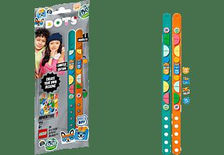 LEGO 41918 Abenteuer Freundschaftsarmbänder Bausatz, Mehrfarbig