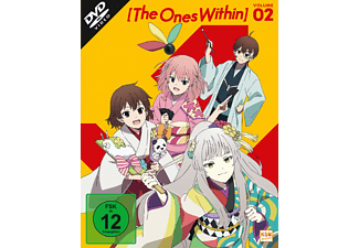 002 - THE ONES WITHIN (7-12) DVD