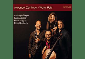 Zimper/Suklar/Eggner/Ovtcharov - Klarinettentrio/Klarinettenquartett  - (CD)