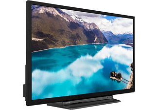 TOSHIBA 24WL3C63DA LED TV (Flat, 24 Zoll / 60 cm, HD-ready, SMART TV)