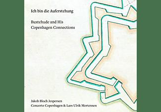 Concerto Copenhagen - Lars Ulrik Mortensen - Jakob - Ich Bin Die Auferstehung - Buxtehude And His Copenhagen  Connections  - (SACD)