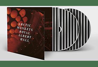 Arctic Monkeys - LIVE AT THE ROYAL ALBERT HALL  - (CD)