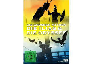 Die großen Mythen – Die Ilias & Die Odyssee DVD
