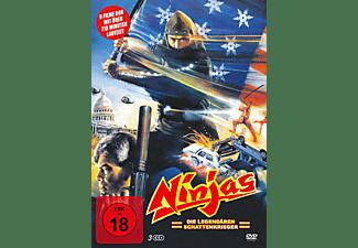 Ninjas - Die legendären Schattenkrieger DVD
