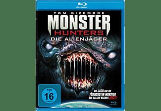 Monster Hunters-Die Alienjäger (uncut) Blu-ray