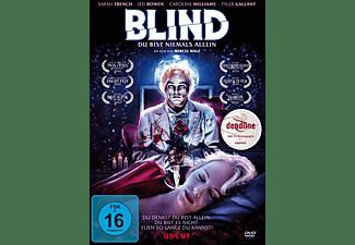Blind-Du bist niemals allein (uncut) DVD