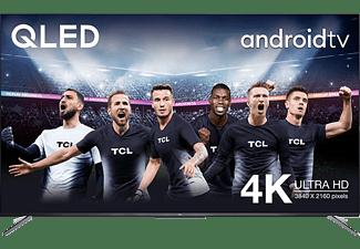 "REACONDICIONADO TV QLED 50"" - TCL 50C715, 4K UHD, AndroidTV, Dolby Atmos, HDR10+, Google Assistant integrado"