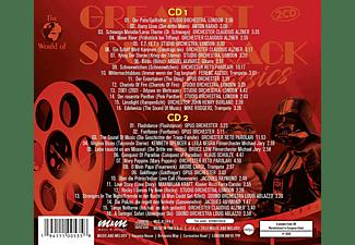 VARIOUS - Greatest Soundtrack Classics  - (CD)