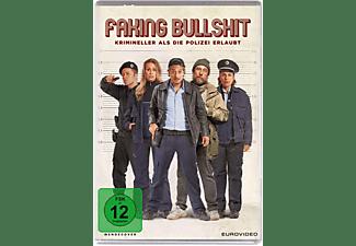 Faking Bullshit -  Krimineller als die Polizei erlaubt DVD