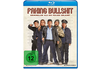 Faking Bullshit -  Krimineller als die Polizei erlaubt Blu-ray
