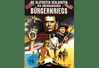 Die blutigsten Schlachten des Amerikanischen Bürgerkriegs DVD
