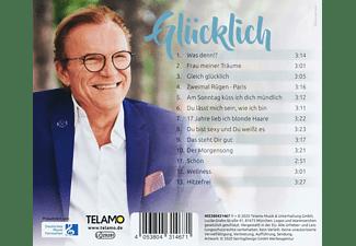 Wolfgang Lippert - Glücklich  - (CD)