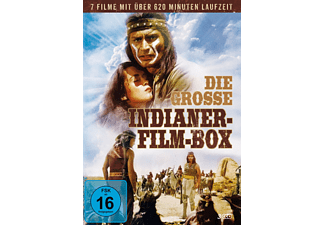 Die große Indianerfilm - Box DVD
