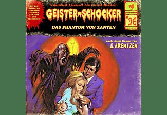 Geister-schocker - Das Phantom Von Xanten-Vol.96  - (CD)