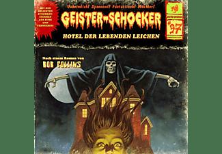 Geister-schocker - Hotel Der Lebenden Leichen-Vol.97  - (CD)