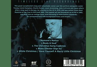 Dexter Quartet Gordon - San Francisco '82  - (CD)