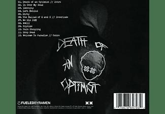 Grandson - DEATH OF AN OPTIMIST  - (CD)