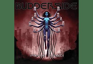 Budderside - Spiritual Violence  - (CD)