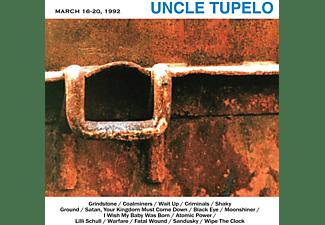 Uncle Tupelo - MARCH 16-20, 1992  - (Vinyl)