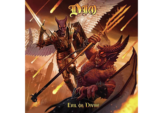 Dio - Evil Or Divine:Live In New York City  - (Vinyl)