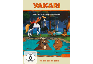 Yakari - Best of Bibergeschichten DVD