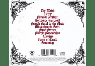 Lik - Misanthropic Breed  - (CD)