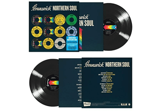 VARIOUS - Brunswick Northern Soul-Cream Of The Dancefloor  - (Vinyl)