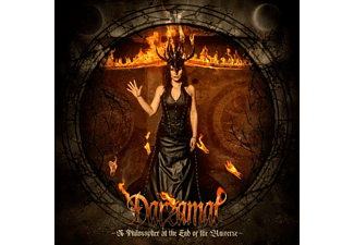 Darzamat - A PHILOSOPHER AT THE END OF THE UNIVERSE  - (CD)
