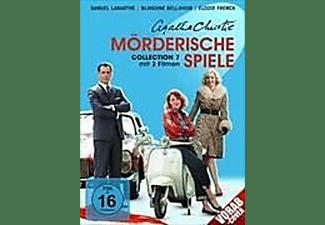 Agatha Christie-Mörderische Spiele Col.7 DVD