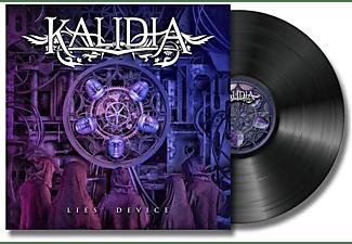 Kalidia - Lies' Device (New Version 2021) (LP)  - (Vinyl)