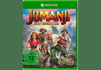 Jumanji: Das Videospiel - [Xbox One]