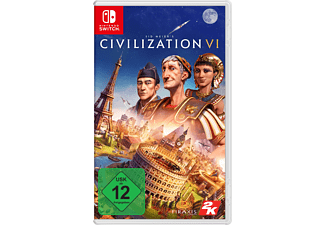 Sid Meier's Civilization VI (Code in der Box) - [Nintendo Switch]