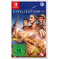 Sid Meier's Civilization VI (Code in der Box) - [Nintendo Switch]