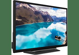 TOSHIBA 32WD3C63DA LED TV (Flat, 32 Zoll / 80 cm, HD-ready, SMART TV)