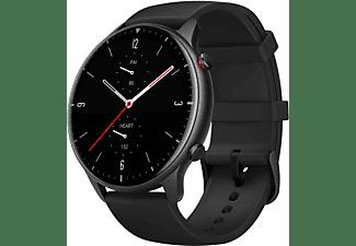AMAZFIT GTR 2, Smartwatch, 70 mm + 110 mm, Obsidian Black