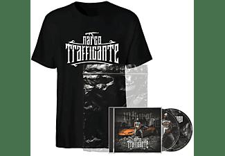 18 Karat - Narco Trafficante (Bundle)  - (CD + Merchandising)