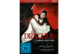 DRACULA (1979) - CINEMA EDITION DVD