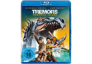 Tremors - Shrieker Island Blu-ray