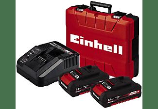 EINHELL Akku-Schlagbohrschrauber TE-CD 18/50 Li-i BL (2x2.0Ah)