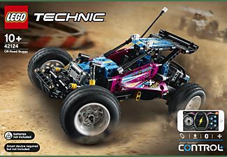 LEGO 42124 Geländewagen Bausatz, Mehrfarbig