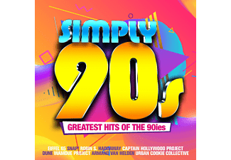 VARIOUS - Simply 90s-Greatest Hits Of The 90ies  - (CD)