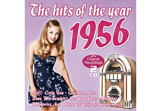 VARIOUS - The Hits Of The Year 1956  - (CD)