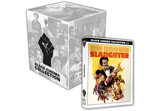Slaughter (Black Cinema Collection #01) inklusive Sammelschuber - Limited Collector's Edition Blu-ray + DVD