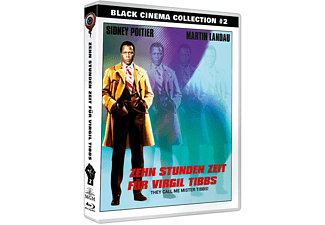 Zehn Stunden Zeit für Virgil Tibbs (Black Cinema Collection #02) [Dual-Disc-Set] Blu-ray
